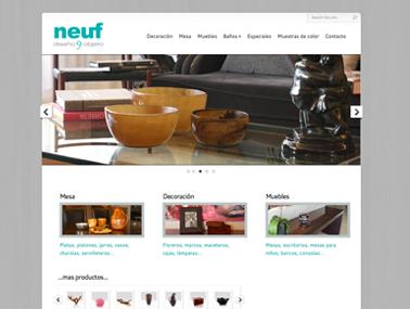 logo, fotografía y sitio web