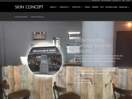 sitio eCommerce