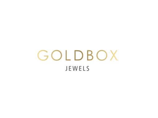 eCommerce y logo Goldbox Jewels