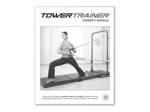 instuctivos para armar máquinas de pilates