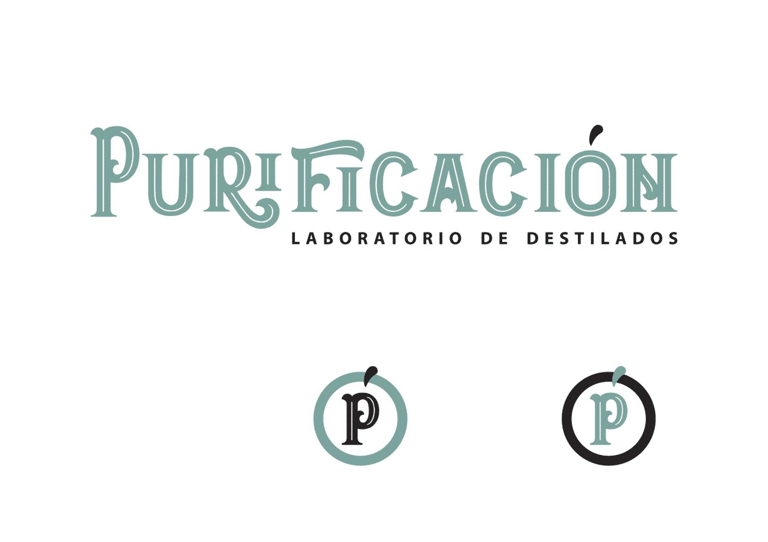 Diseño de logotipo purificacion