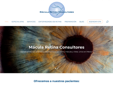 Macula retina