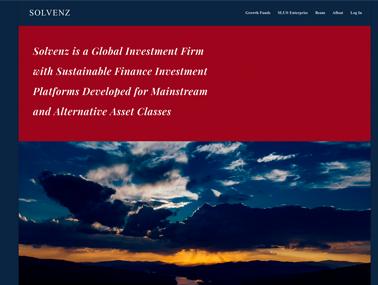 Solvenz website